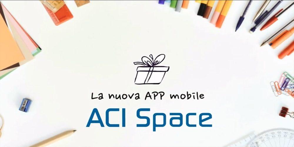 ACI-Space per una una mobilità sicura e informata