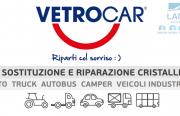 Lanza e Vetrocar - sostituzione e riparazione vetri auto